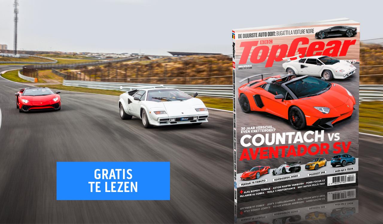 TopGear Magazine 166 webshop gratis te lezen