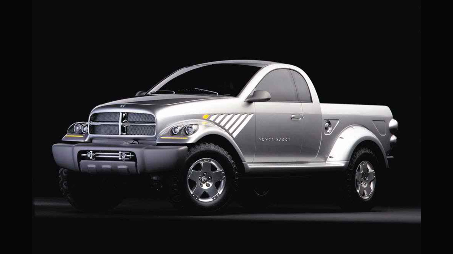 Dodge Powerwagon concept 2001