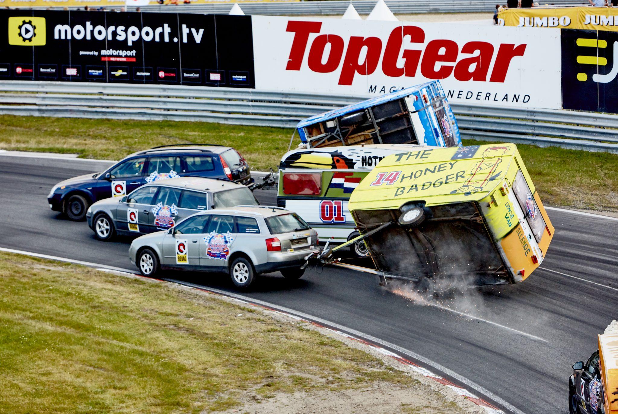 Max Jumbo Raceday in Zandvoort TopGear