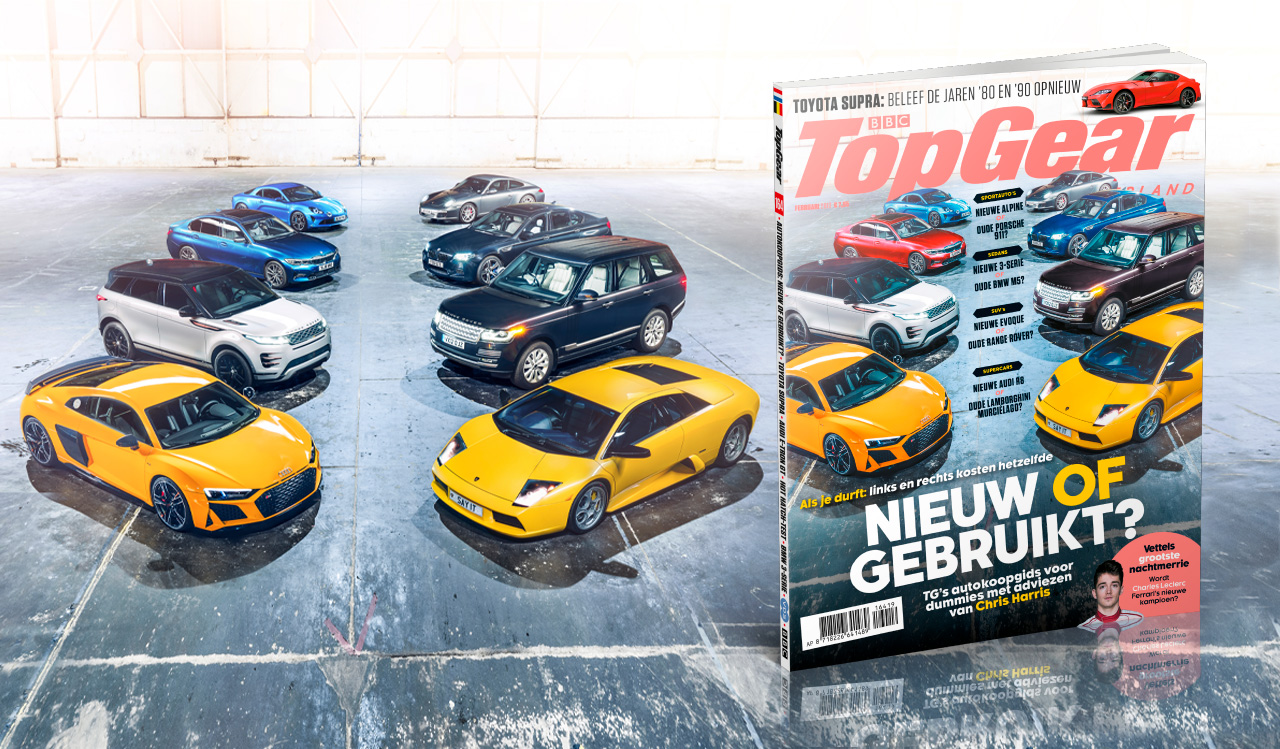 TopGear Magazine 164