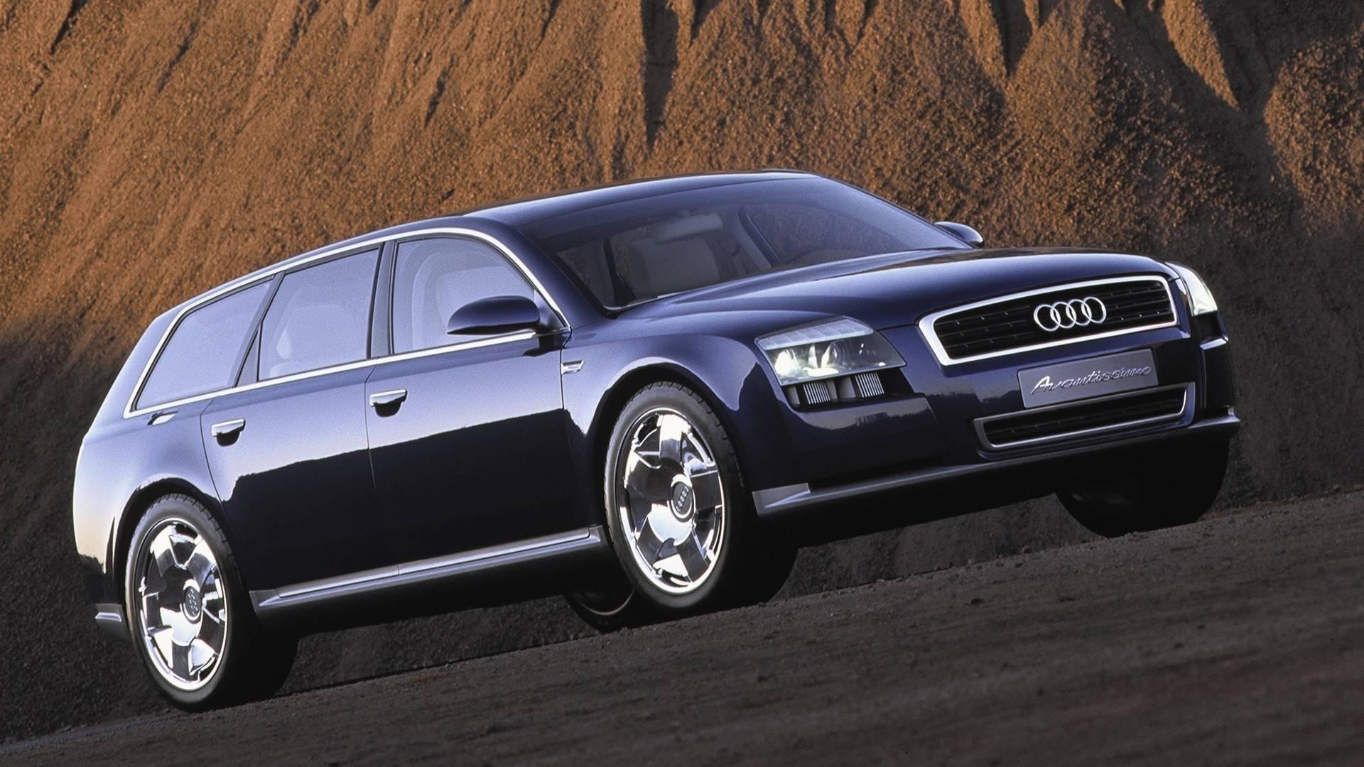 Audi Avantissimo uit 2001