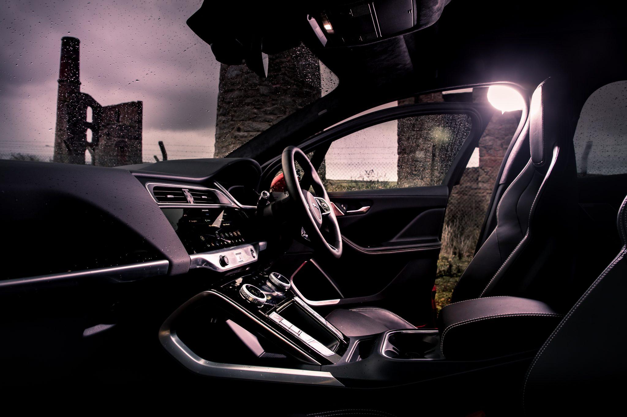 Jaguar I-Pace HSE interieur