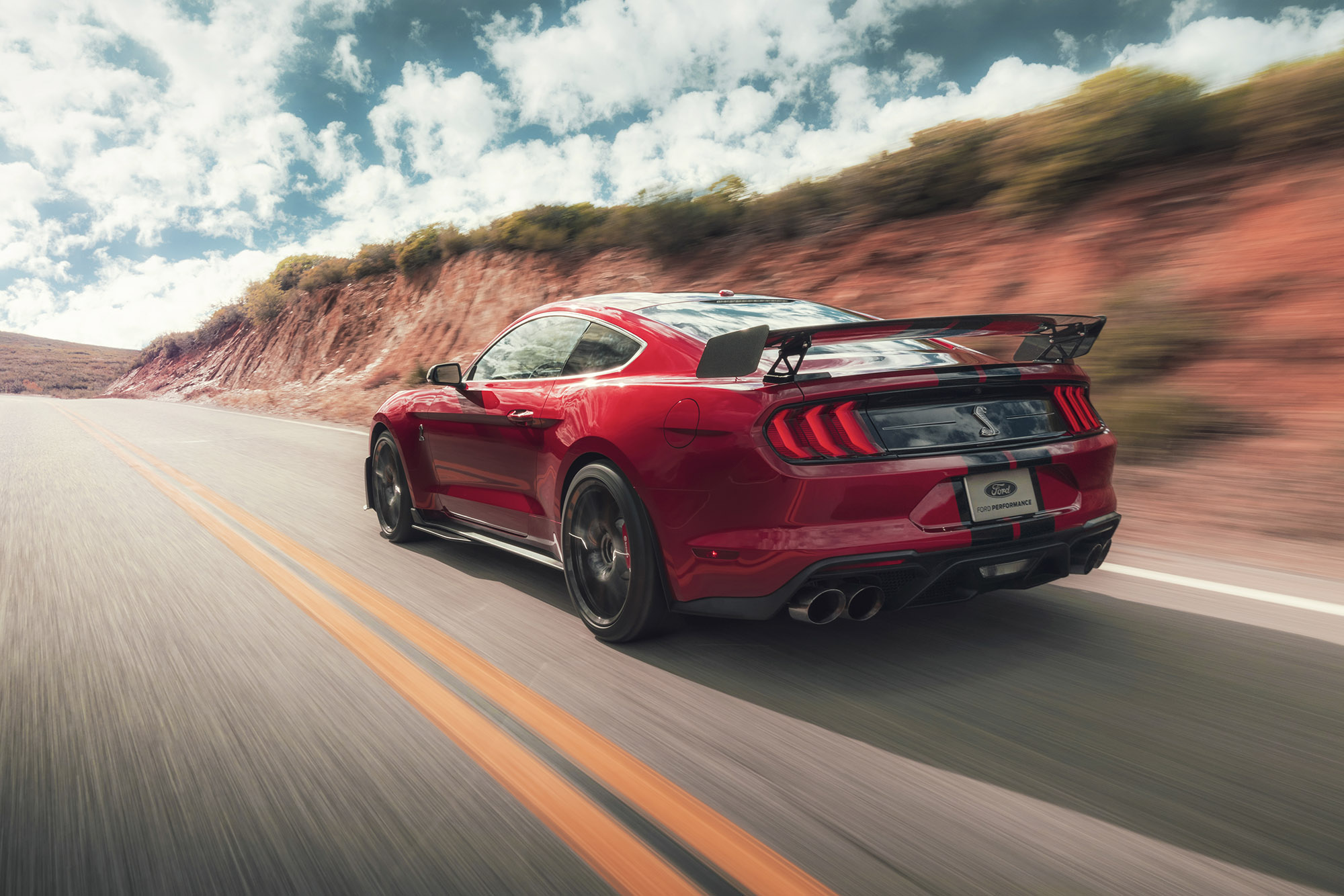 TopGear Magazine 165 inhoud: Ford Mustang Shelby GT500