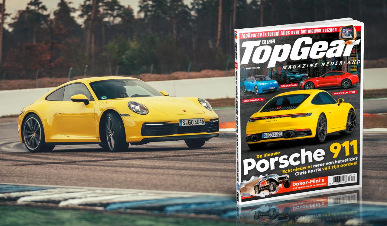 TopGear Magazine 165