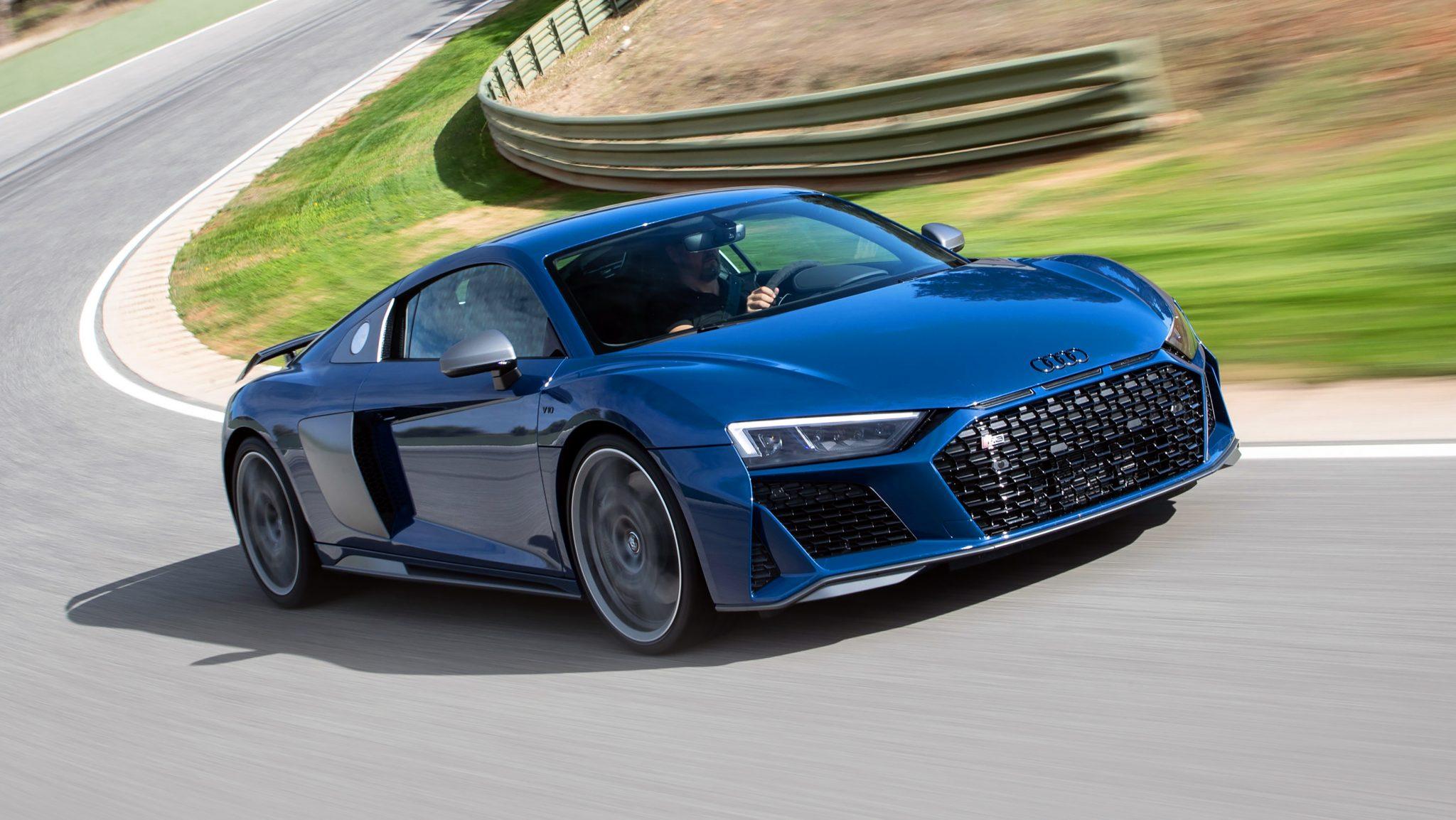 Audi R8 V10 Perfomance 2019