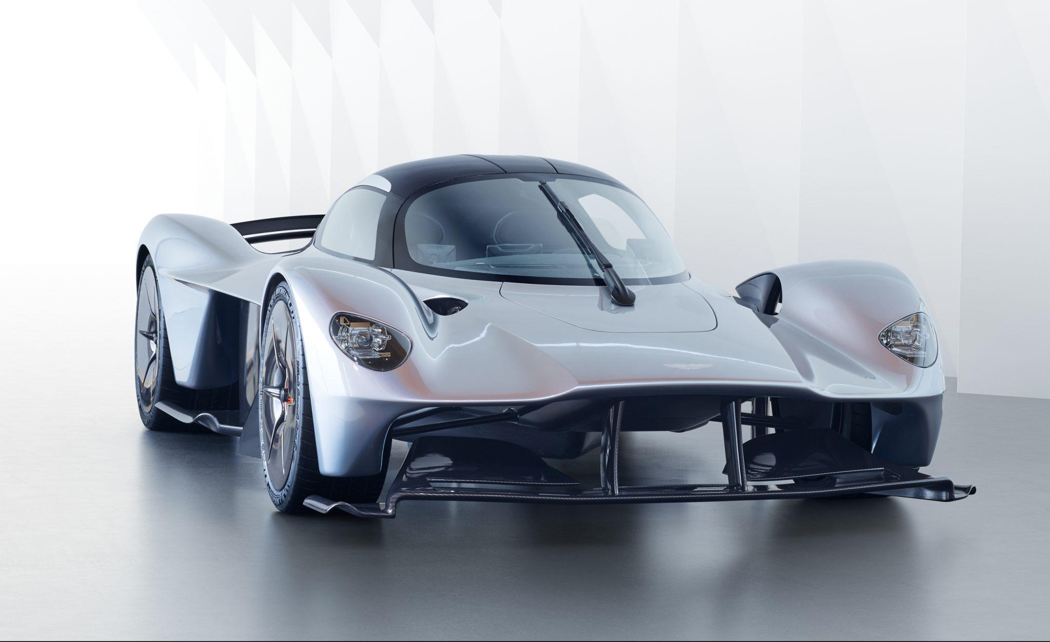 Aston Martin Valkyrie Max Verstappen