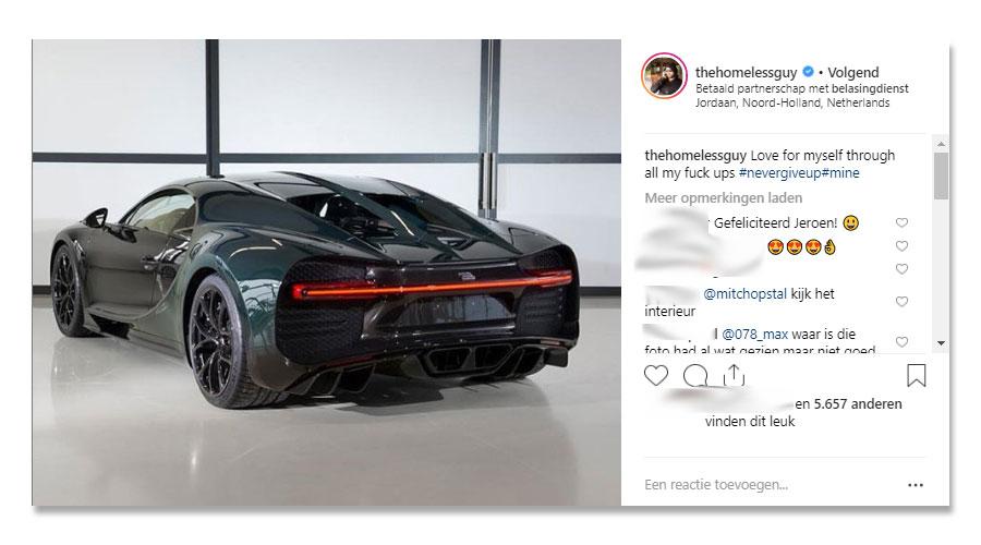 Bugatti Chiron Gunmetal Green