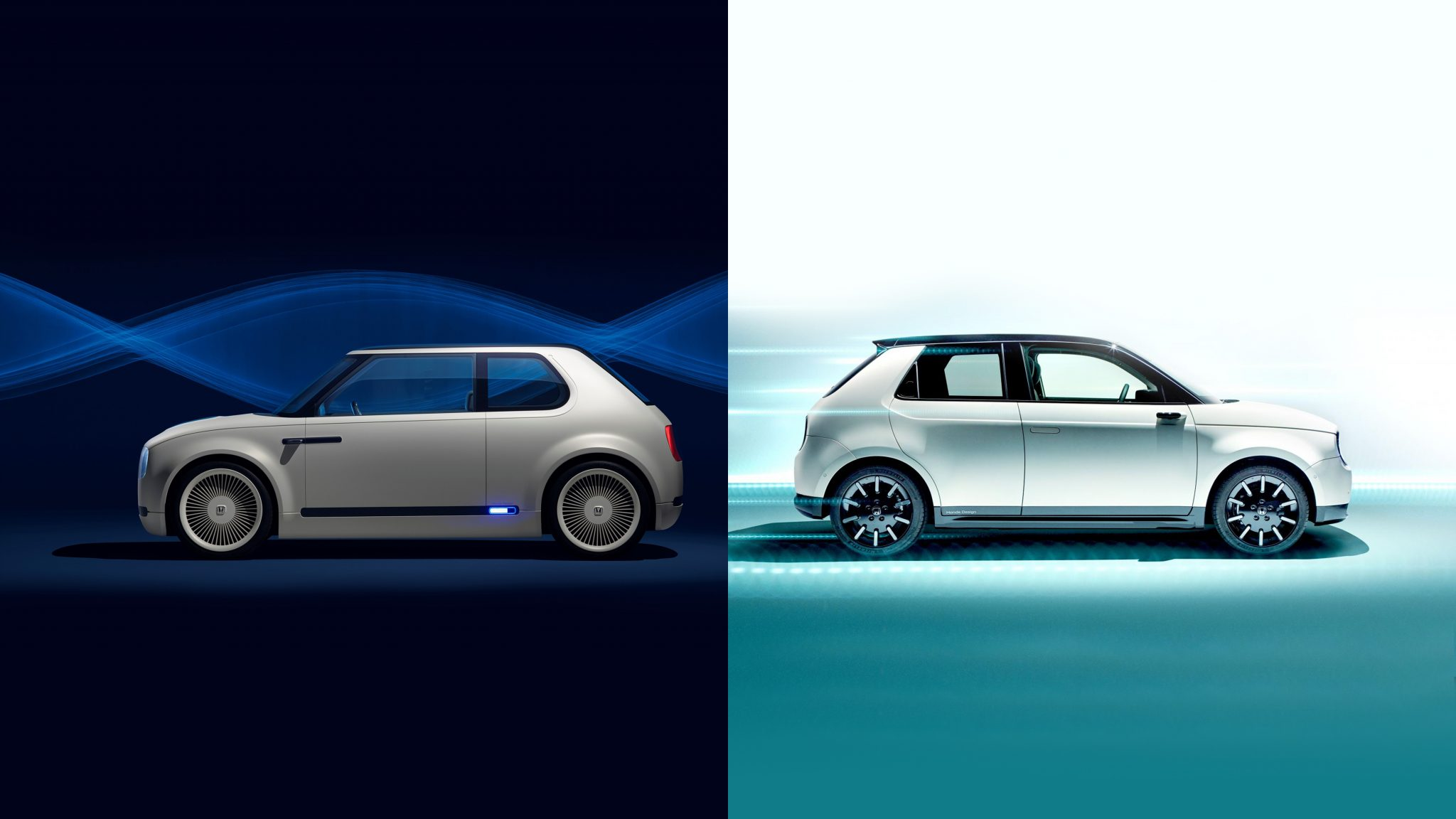 Honda Urban EV vs Honda E