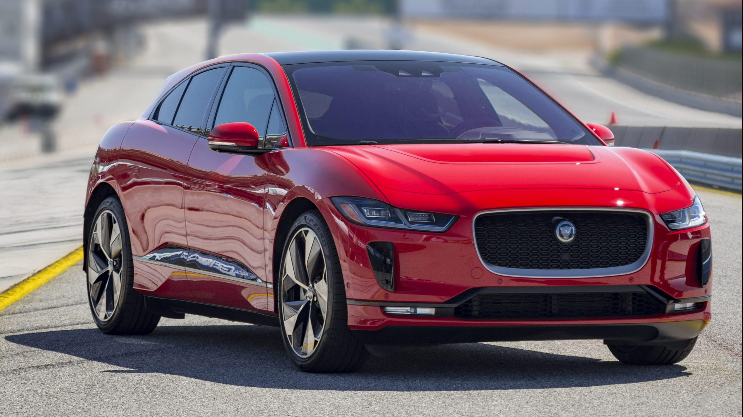 Jaguar I-Pace Laguna Seca