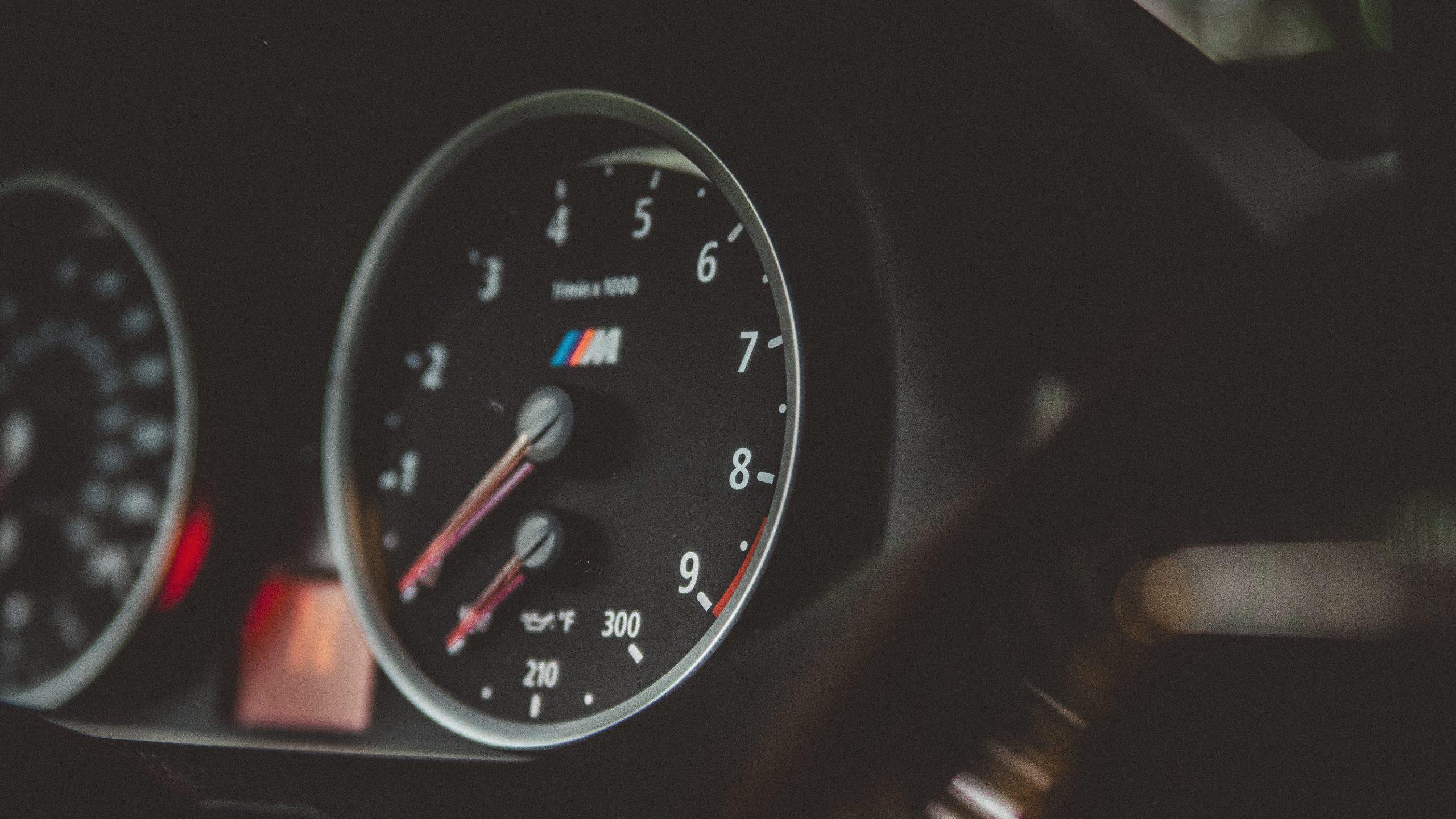 BMW M tellers