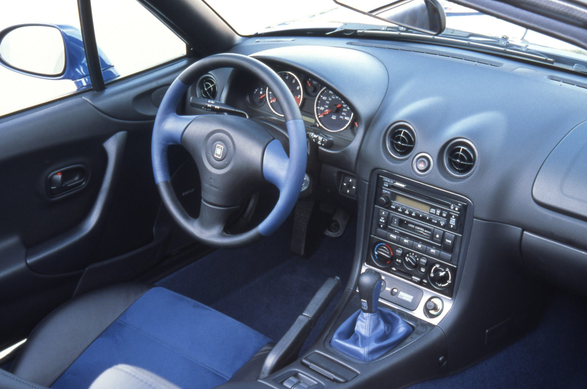 Mazda MX-5 10th Anniversary Interieur