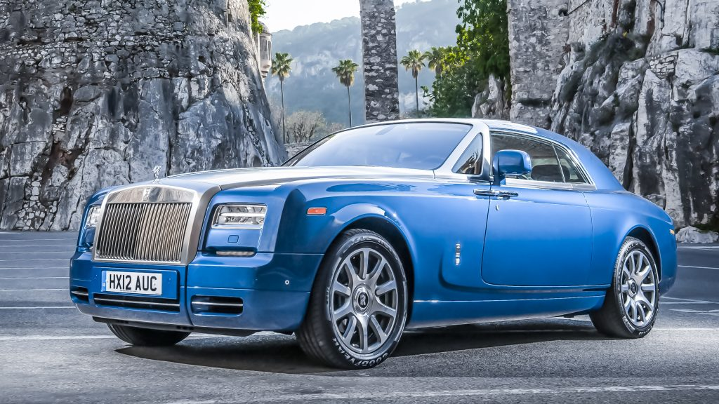 Rolls Royce Phantom Coupe