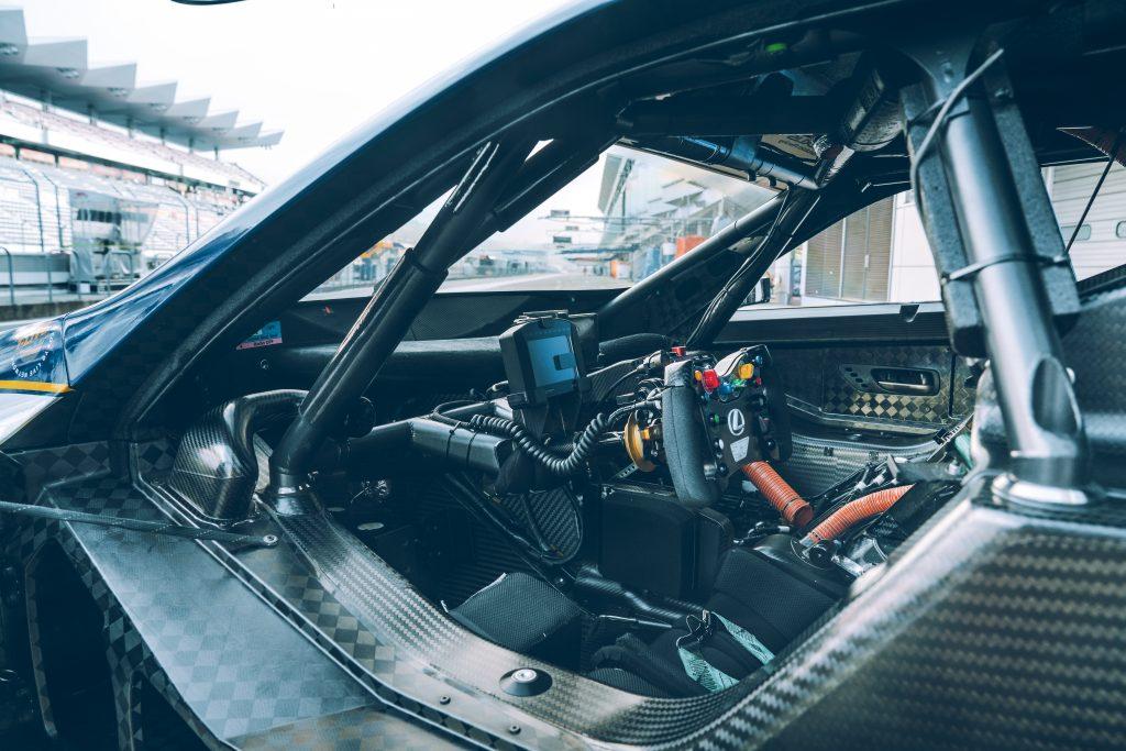 Super GT Lexus LC500