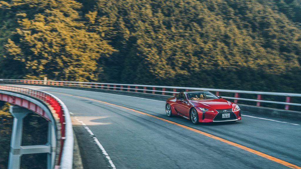 Super GT Lexus LC 500