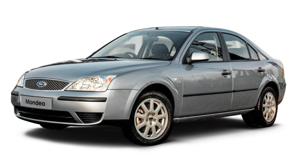 Ford Mondeo Mistral Special Edition.(UK).