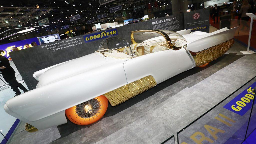 De bijzonderste auto's op Geneve