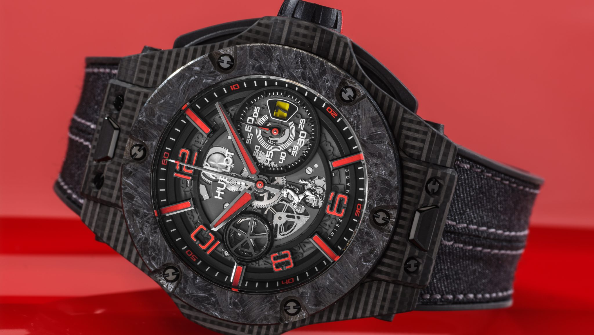 Hublot Big Bang Scuderia Ferrari 90th Anniversary