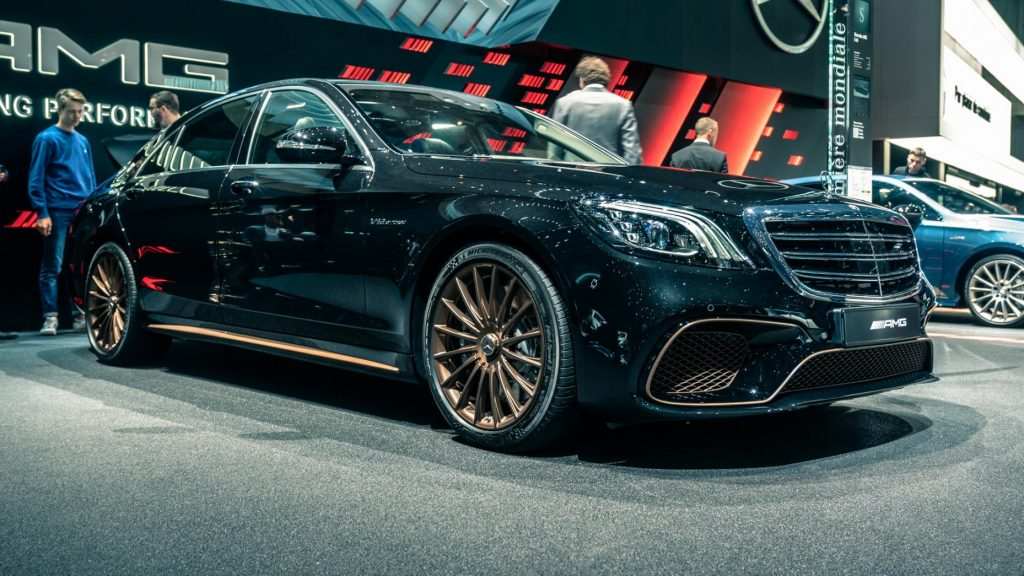 Mercedes-Benz S65 Final Edition