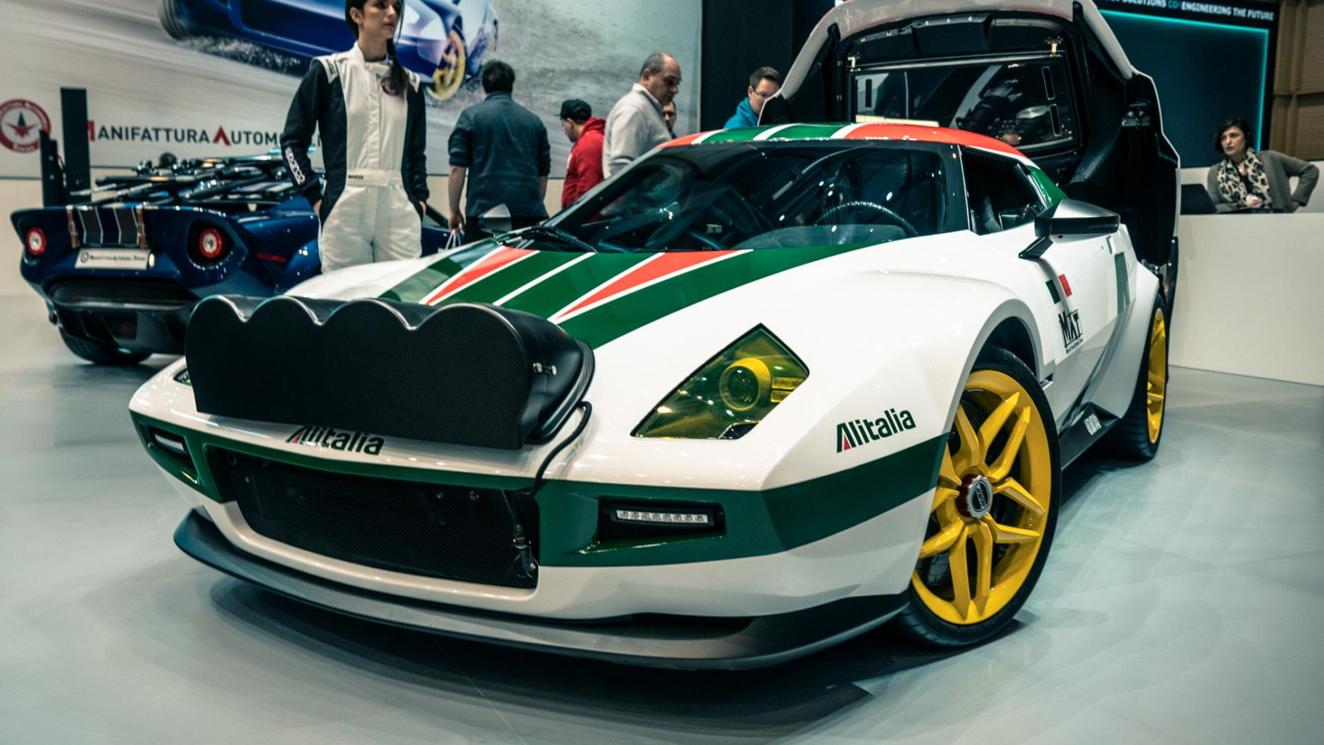 Manifattura Automobili Torino New Stratos