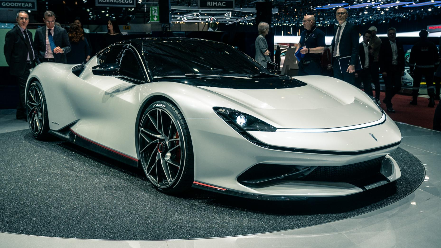 Pininfarina Battista in Geneve
