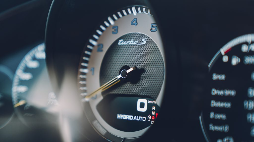 Porsche Panamerarbo S E-Hybrid interieur