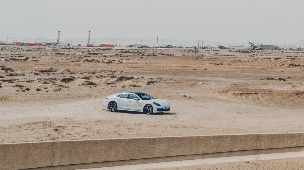 Porsche Panamerarbo S E-Hybrid