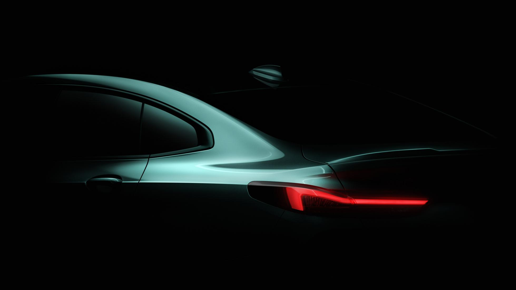 Teaser BMW 2-serie Gran Coupe