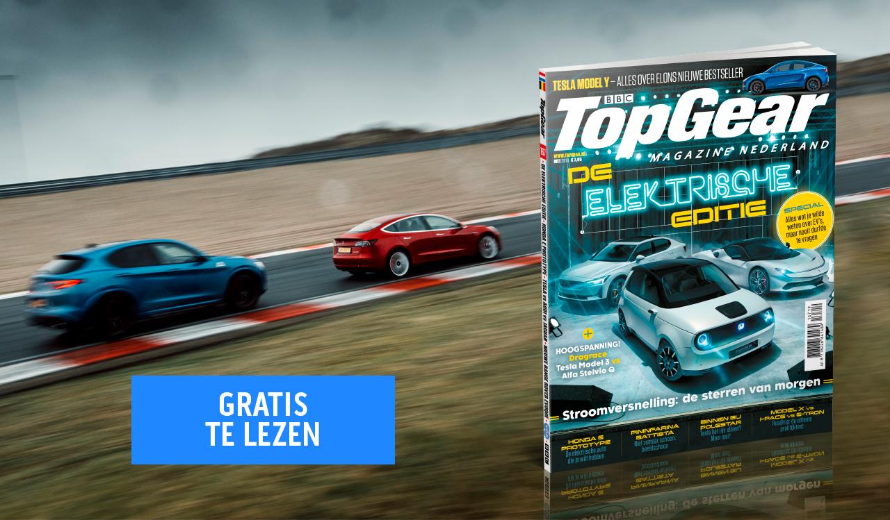 TopGear Magazine 167 webshop gratis te lezen