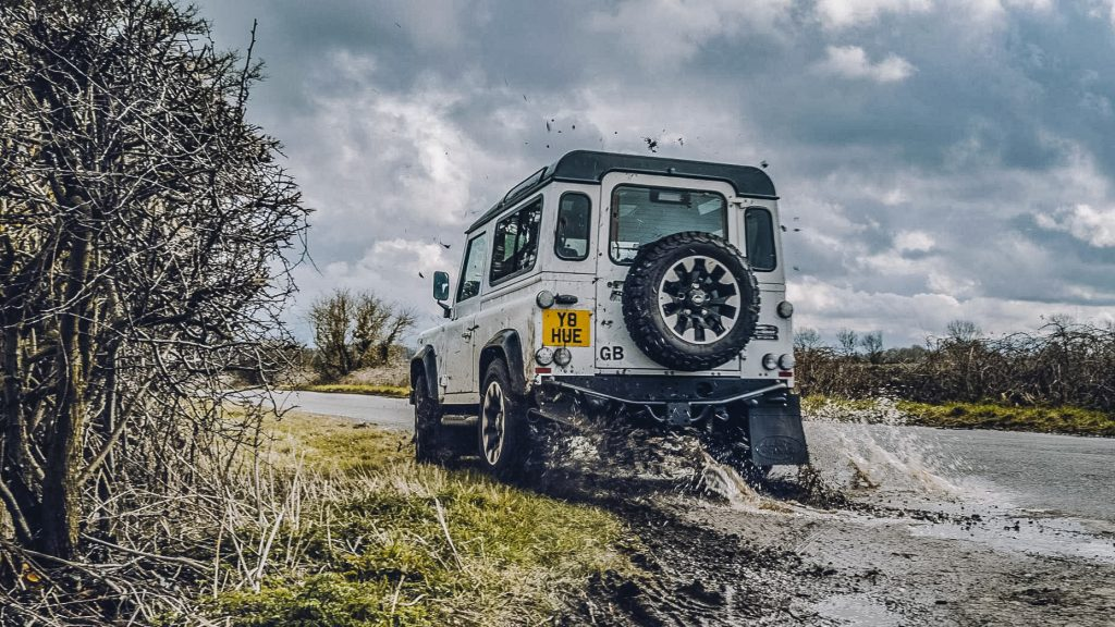 Land Rover Defender Works Top 9: Britse Autoblunders