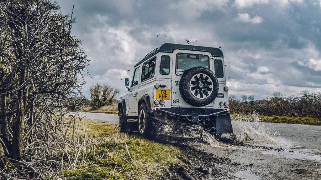 Land Rover Defender Works Top 9: Britse Autoblunders
