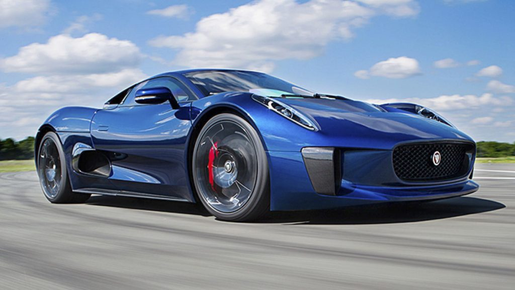 Jaguar CX 75 Top 9: Britse Autoblunders