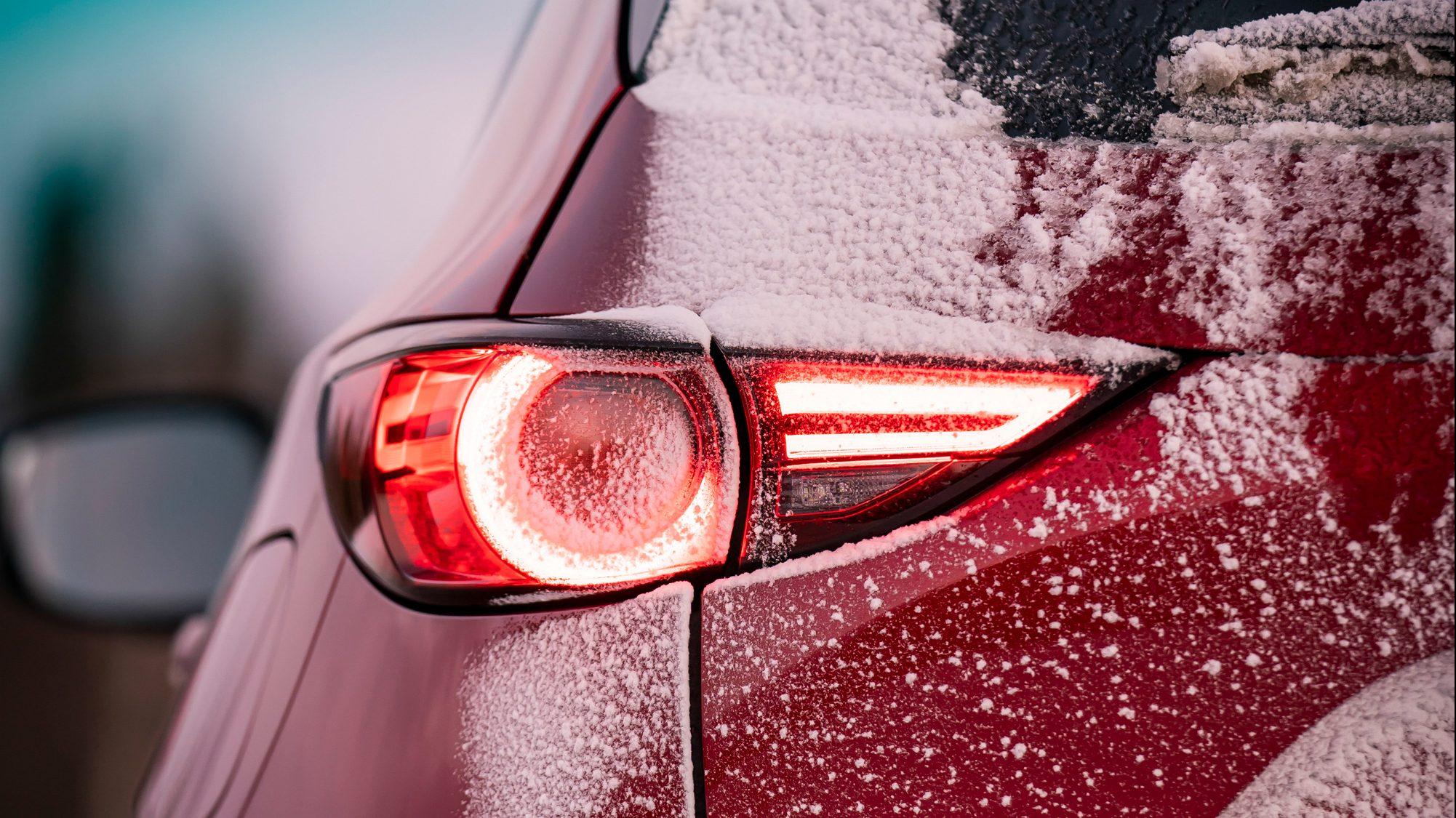 Mazda CX-5 achterlicht
