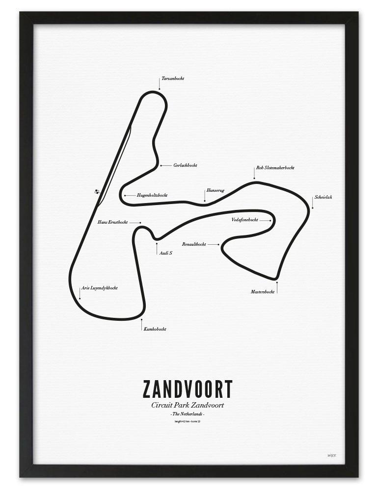 Circuit Zandvoort Wijck