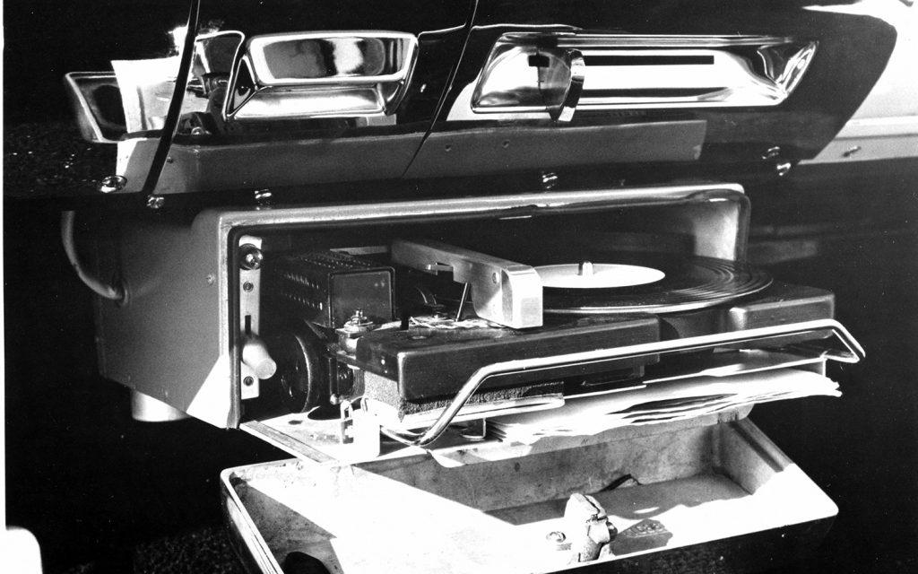 Geschiedenis van de autostereo
