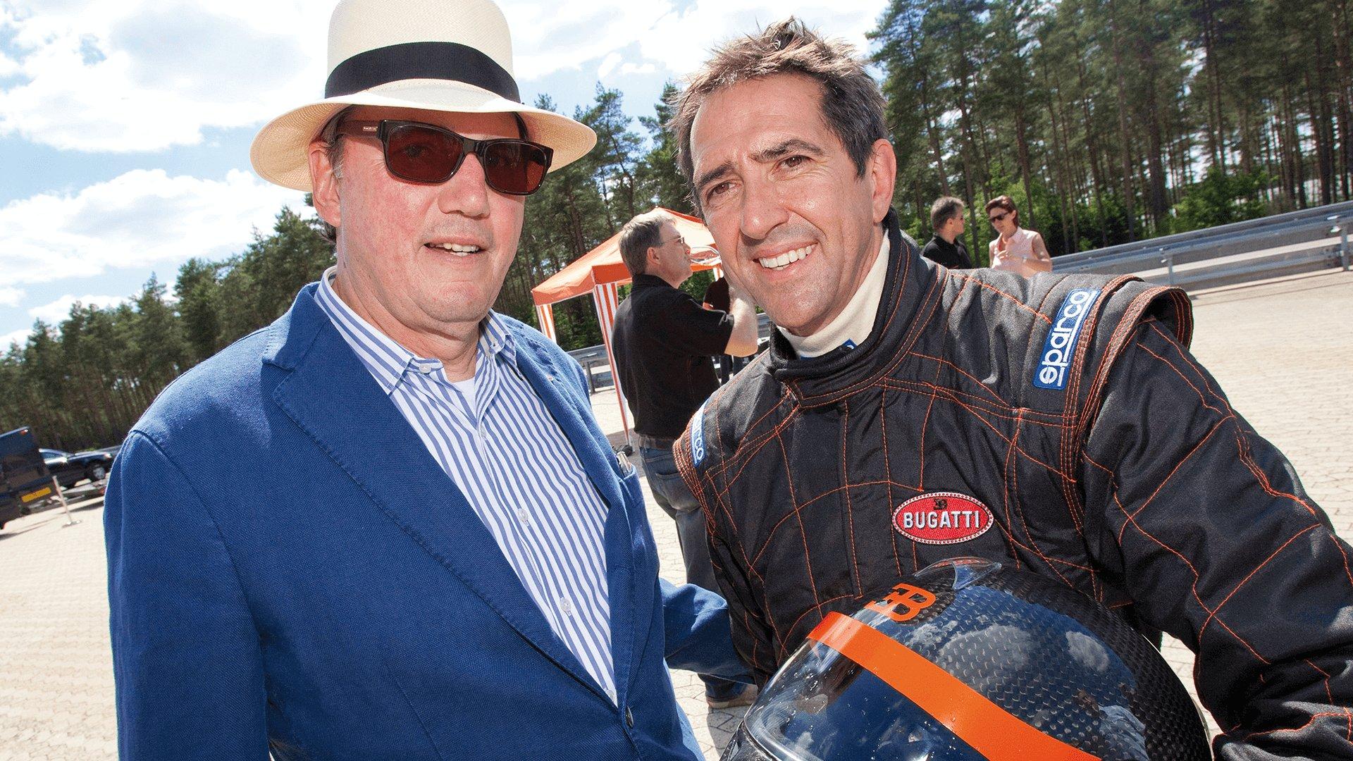 Pierre-Henri RaphanelPierre-Henri Raphanel Bugatti Veyron Super Sport recordaPierre-Henri Raphanel Bugatti Veyron Super Sport record
