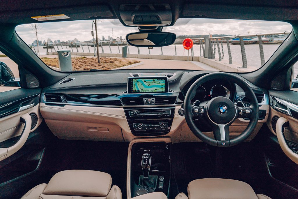 Range Rover Evoque vs Porsche Macan vs BMW X2
