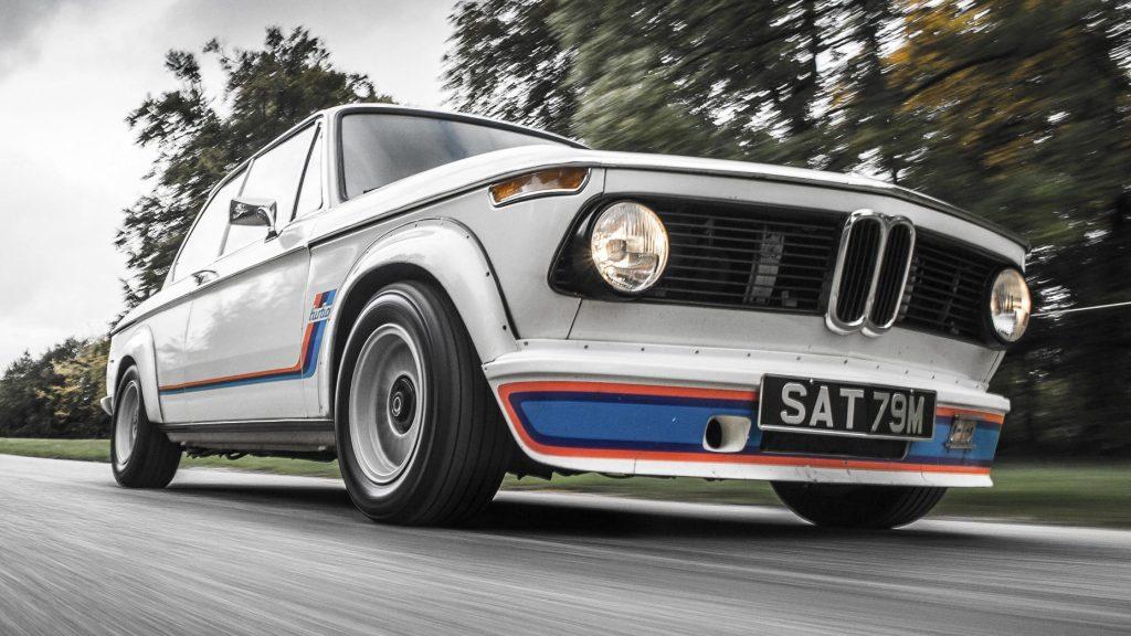 BMW 2002 turbo Dogleg-transmissie