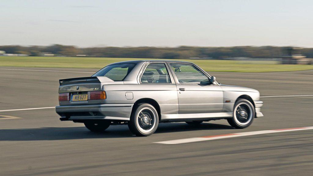 BMW M3 E30 Dogleg-transmissie