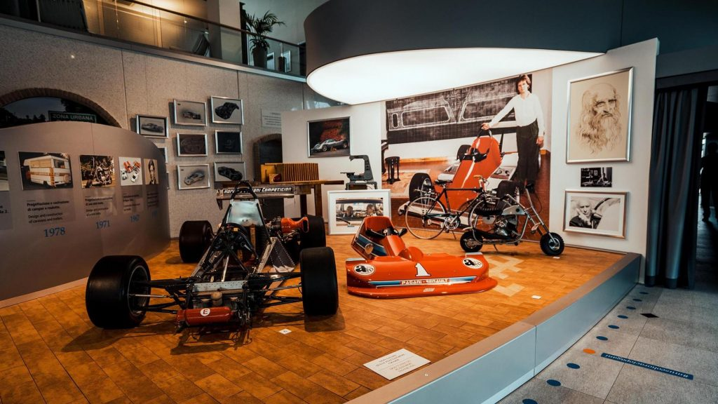 Pagani-museum 'Museo Horacio Pagani'