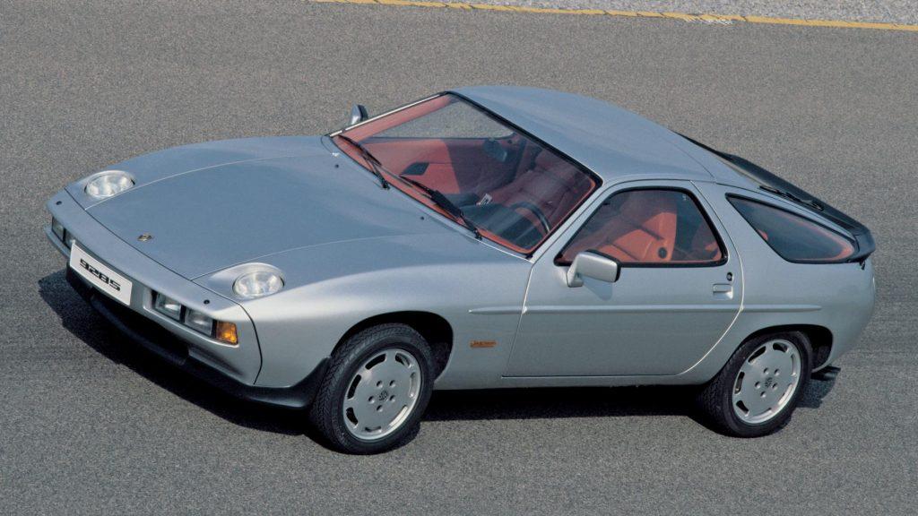Porsche 928 Dogleg-transmissie