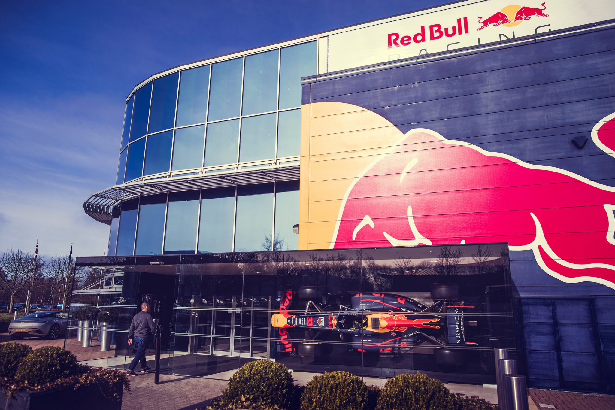 Red Bull Racing Milton Keynes