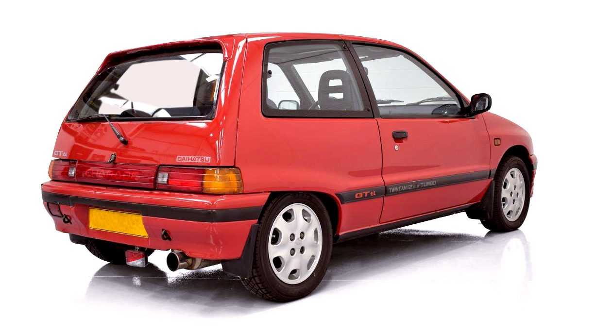 Daihatsu Charage GTI 1987