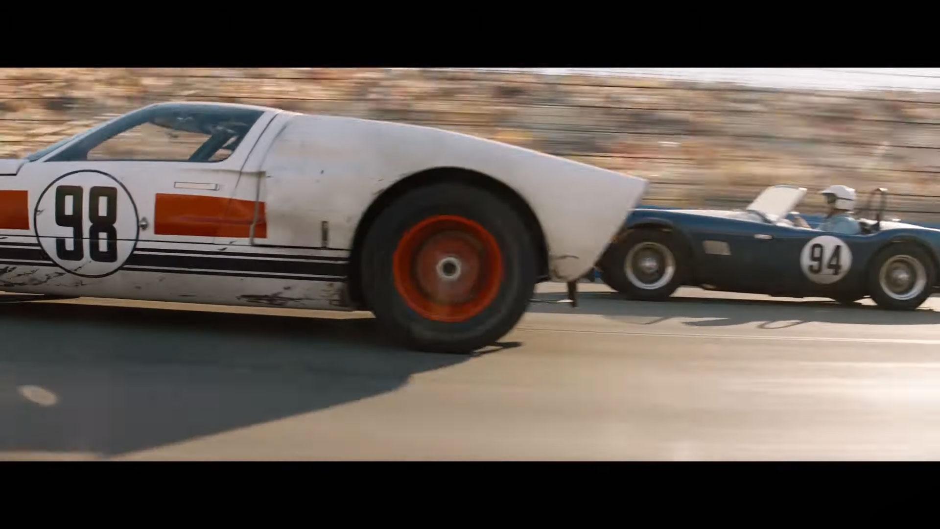 Ford GT40 Ford v Ferrari