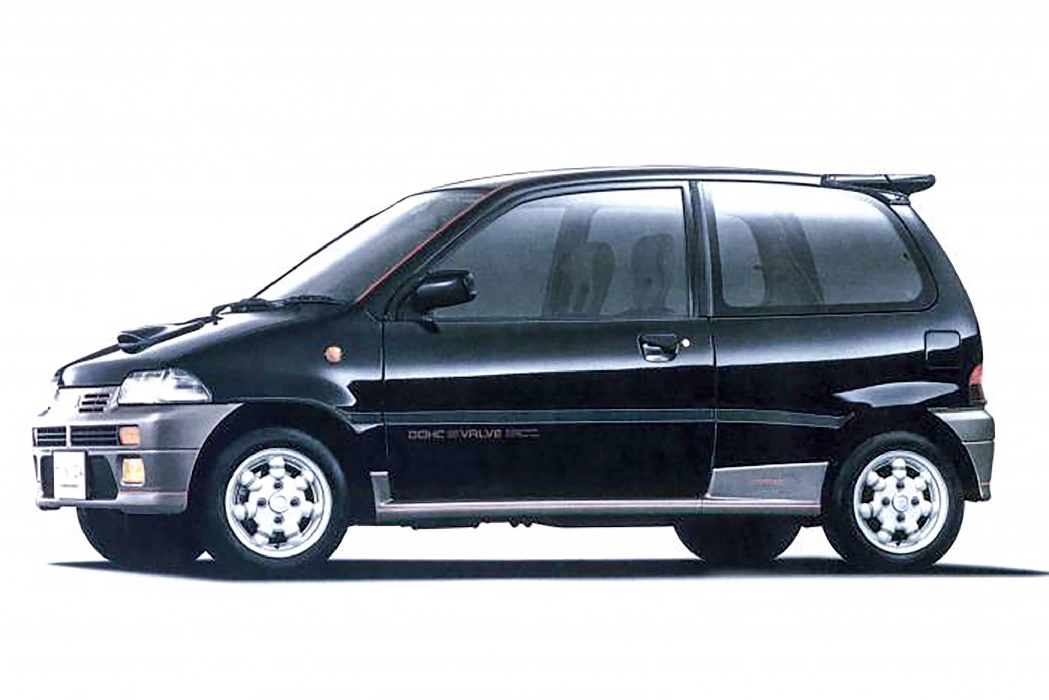 Mitsubishi Minica Dragan 1992