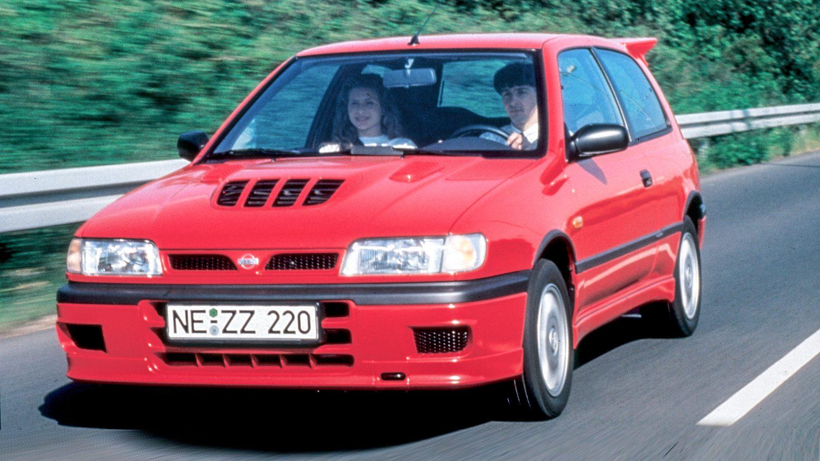 Nissan Sunny GTi-R 1992