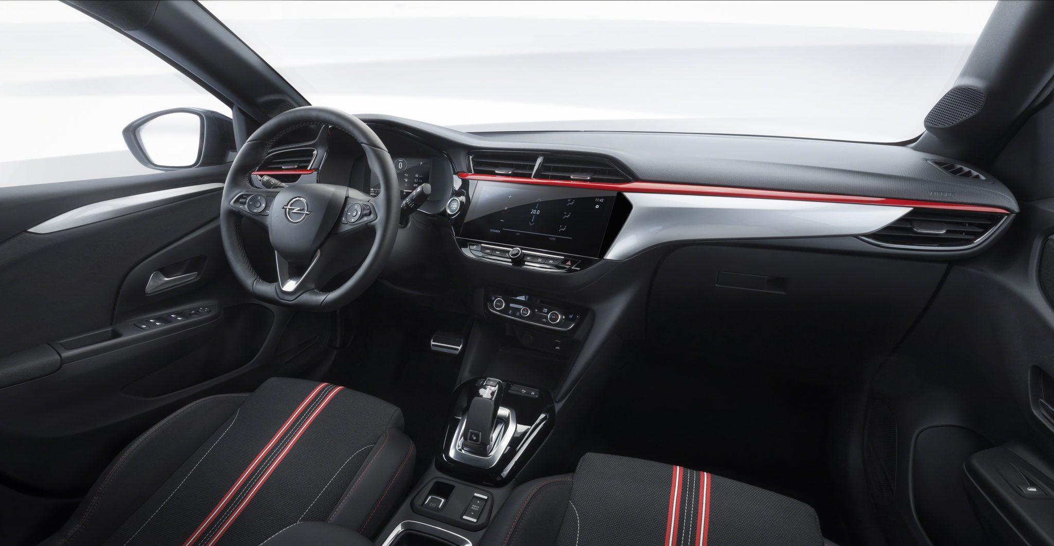 Interieur Opel Corsa 2019