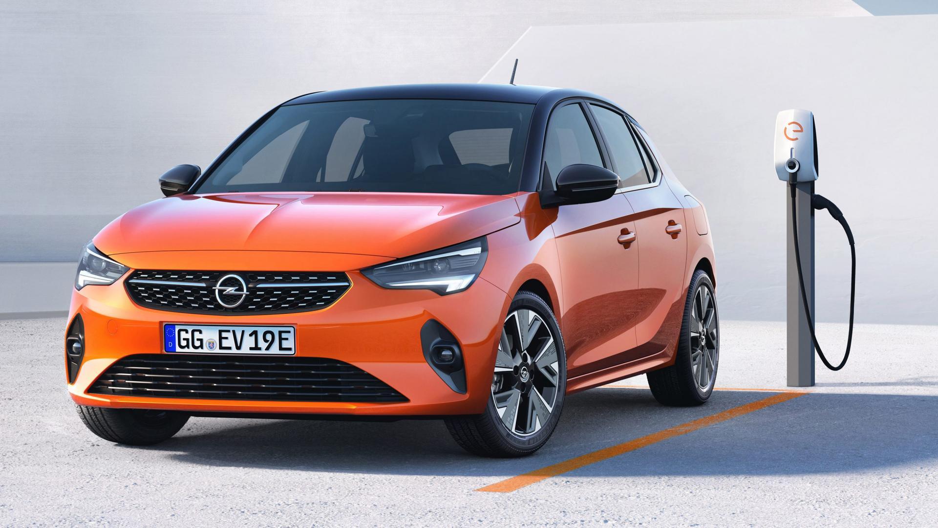 Opel Corsa-e: prijs