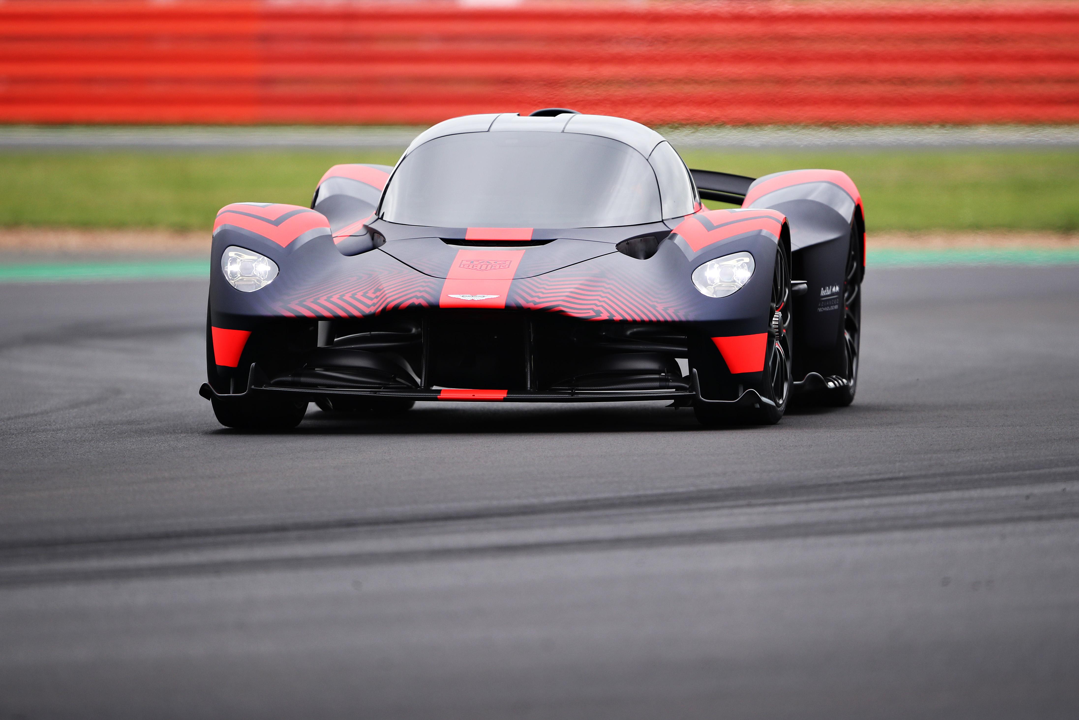 Aston Martin Valkyrie Silverstone