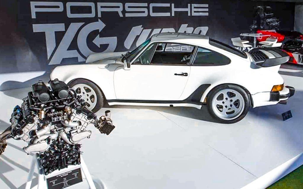 Lanzante TAG Heuer Porsche 930