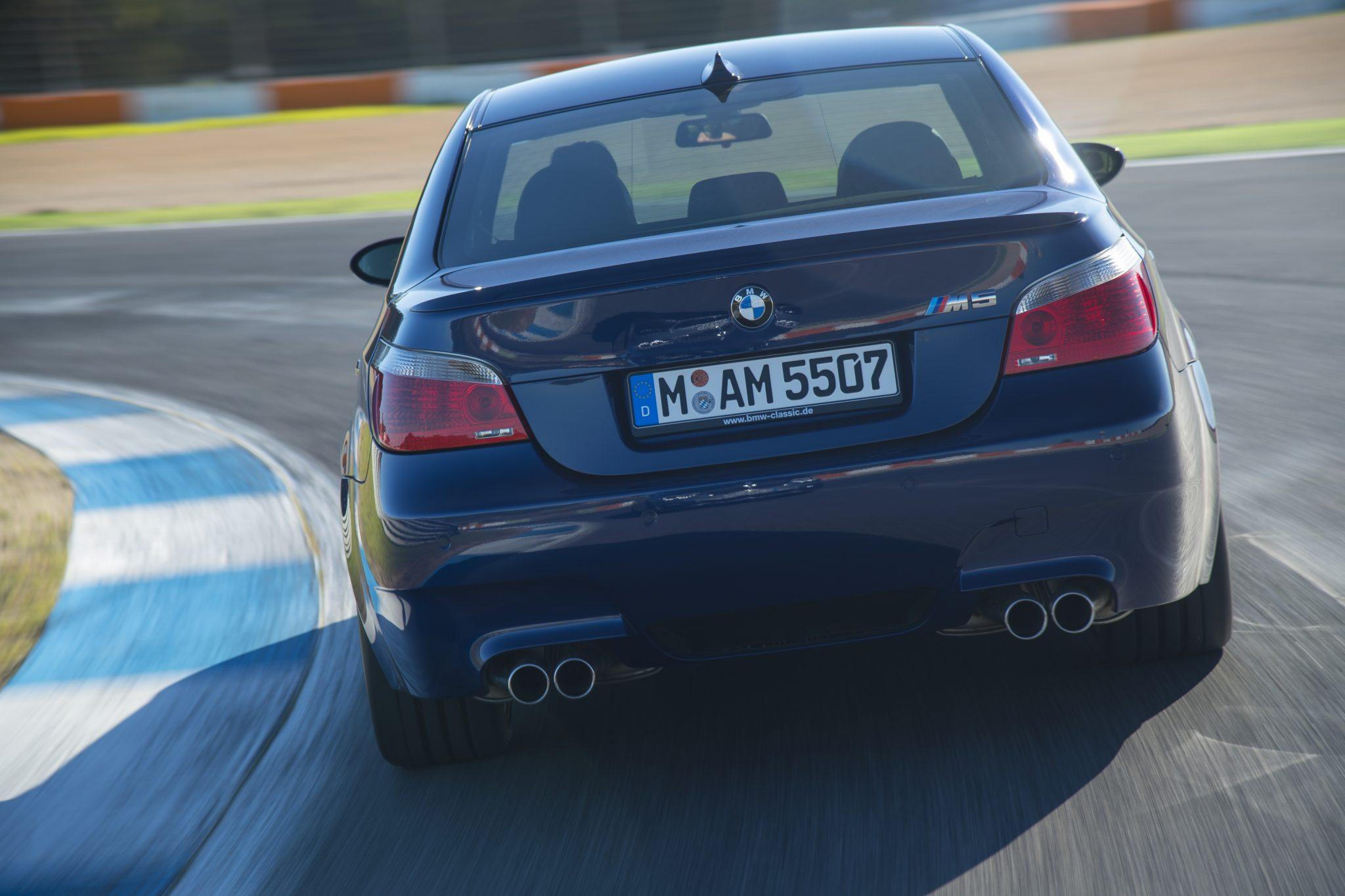 BMW 5-serie (E60)